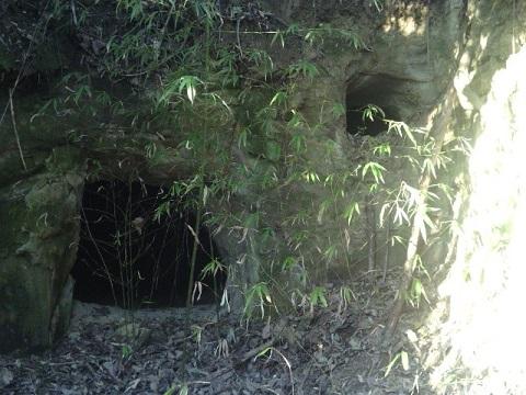 荏子田横穴墓