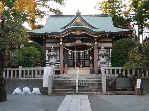 千草台杉山神社