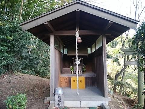 荏田町熊野神社