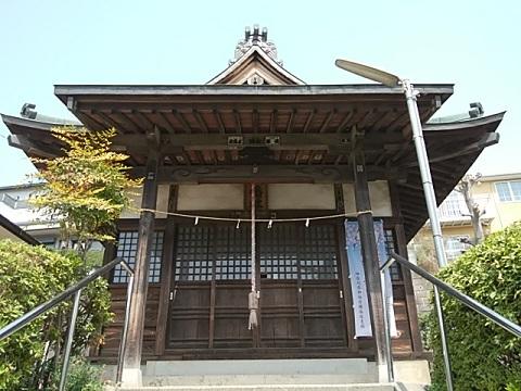 荏子田八幡社