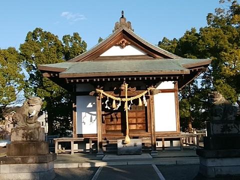 上恩田杉山神社