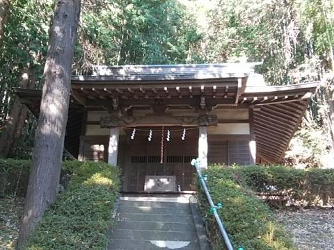恩田子之辺神社