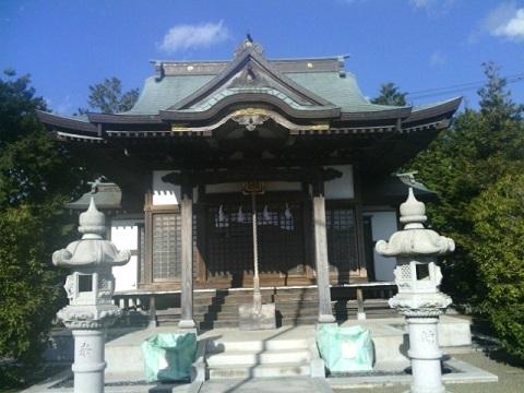 大場諏訪神社