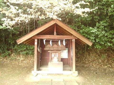 元石川町御嶽社