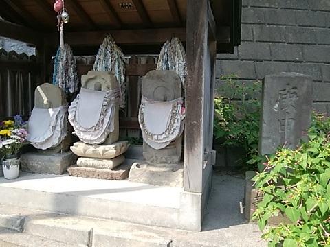 真福寺庚申塔