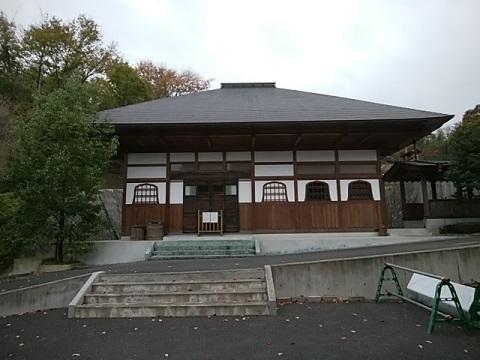 修廣寺位牌堂