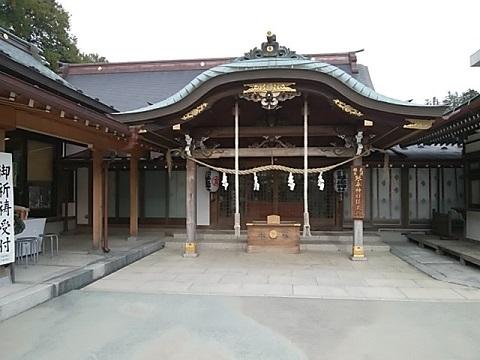 琴平神社儀式殿