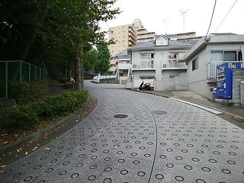 百合丘ライオン坂