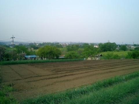 岡上営農団地
