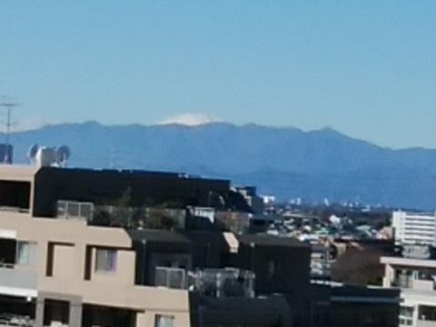 あゆみが丘富士山