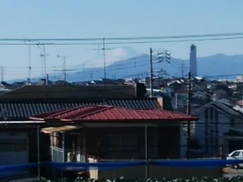 保土ヶ谷区境富士山