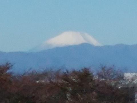 東方公園富士山
