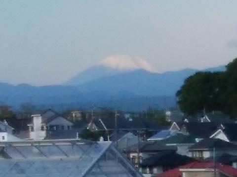 池辺富士富士山