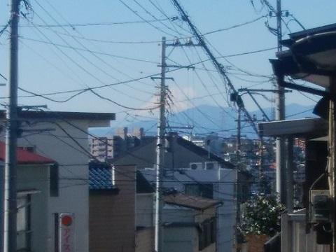 神之木台富士山