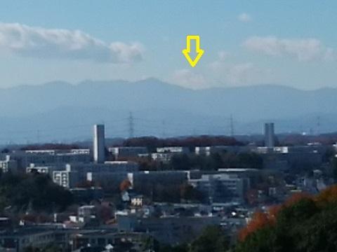勝坂富士山
