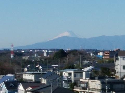 篠原八幡富士山