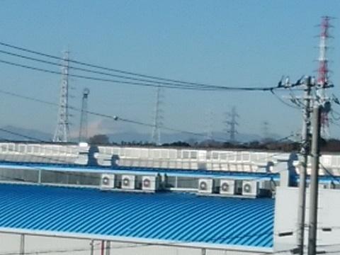 新吉田町富士山