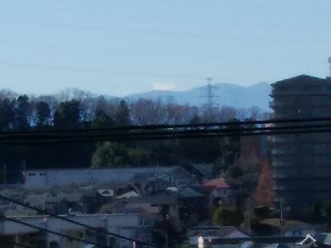 すみよし台第三公園富士山