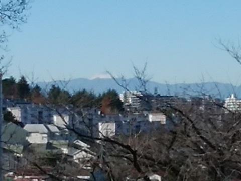 平小学校富士山