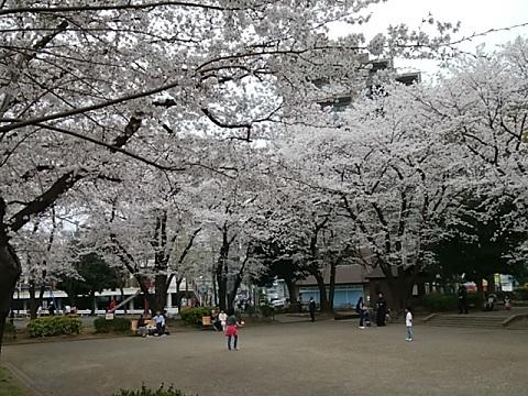 中山駅北第一公園