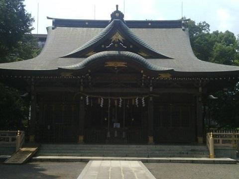 東村山八坂神社