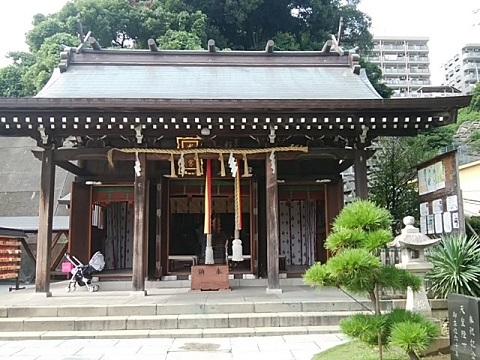 杉山神社・水天宮