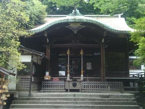 御田八幡神宮