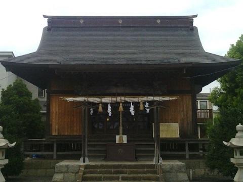 二本松八幡神社