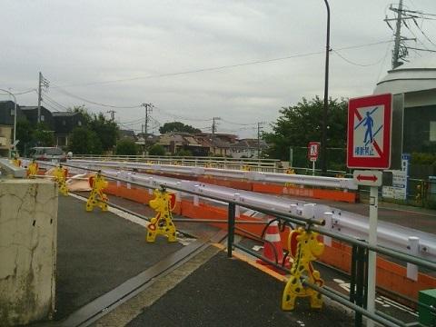 野川中之橋