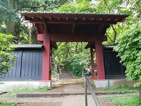 豊顕寺赤門