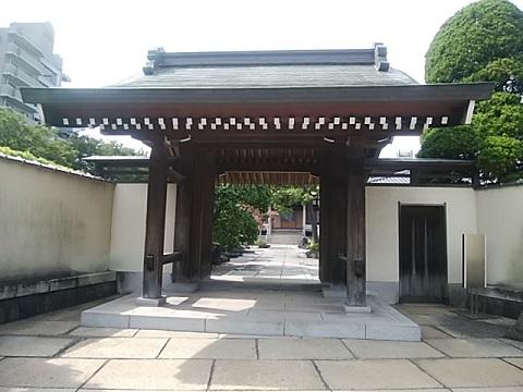 良泉寺山門