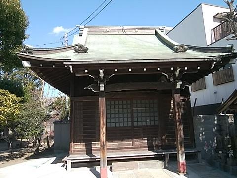 相応寺庚申堂