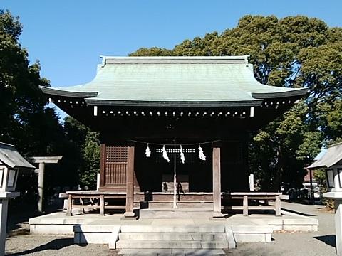 菅田神明社