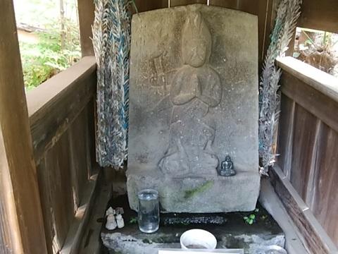 神大寺1庚申塔