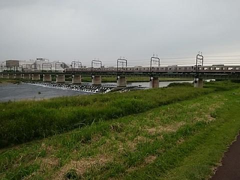京王多摩川橋梁