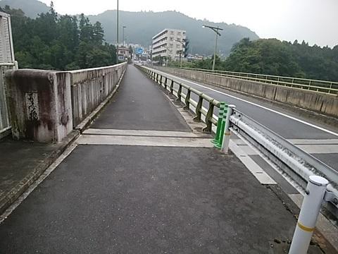 万年橋(下流側)