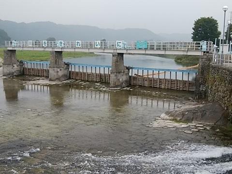 小作堰管理橋