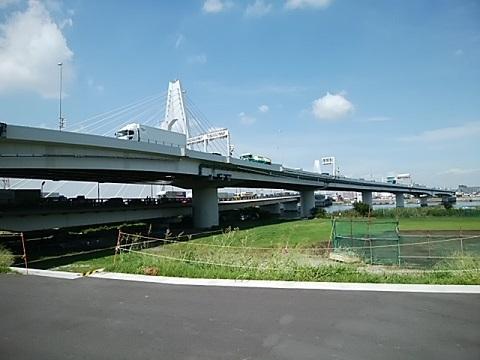 首都高速横羽線多摩川橋