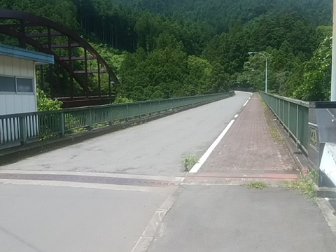 鳩ノ巣大橋