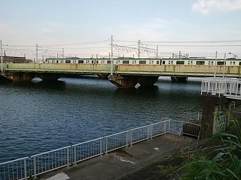 東海道本線/京浜東北線(上り)