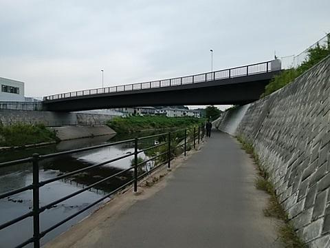 川和北八朔橋