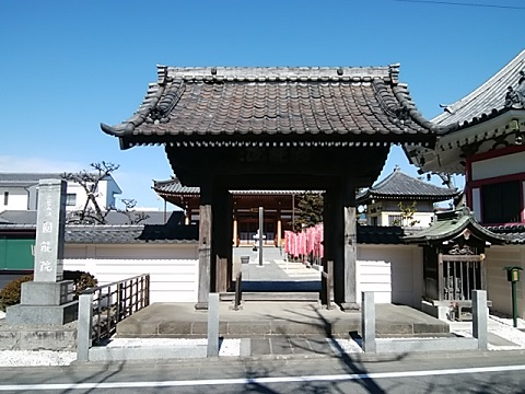 円能院山門