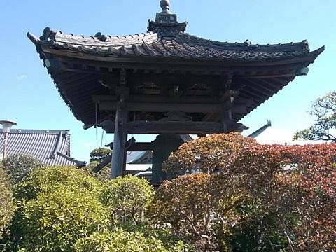醫王寺鐘楼