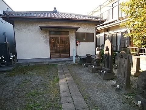 中島延命地蔵堂