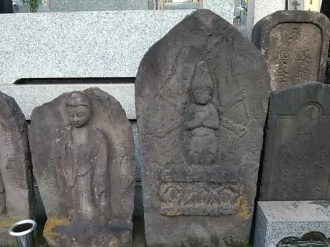 川崎大師庚申塔
