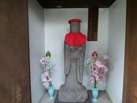 水神社道祖神