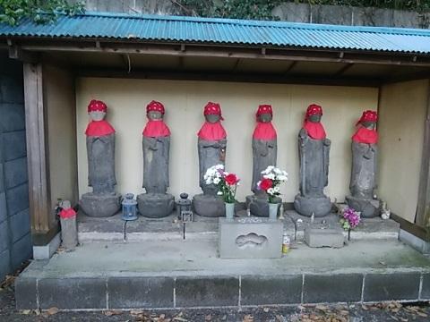 長光寺六地蔵