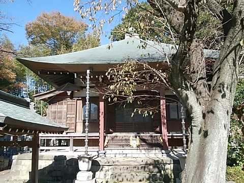 本法寺祖師堂