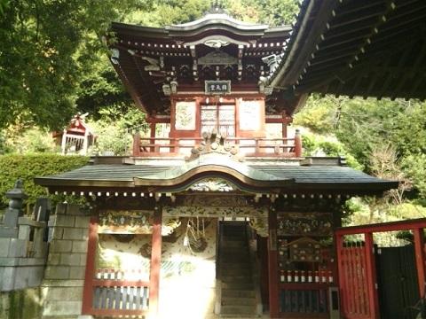 金蔵寺弁天堂