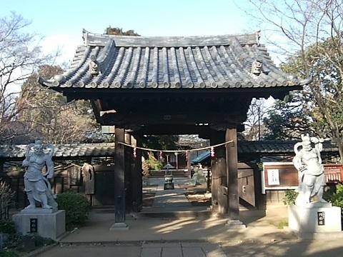 興禅寺山門